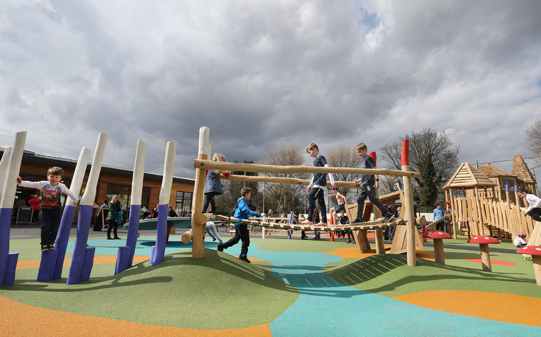 Why Otterspool is Liverpool's Best Play Centre