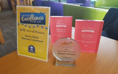 Otterspool Receives Numerous Awards for Excellence